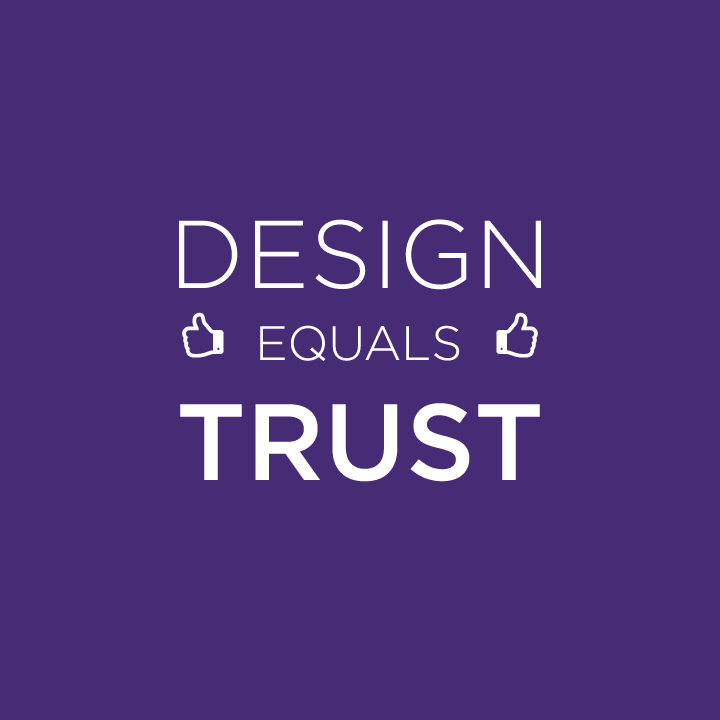 Design equals Trust